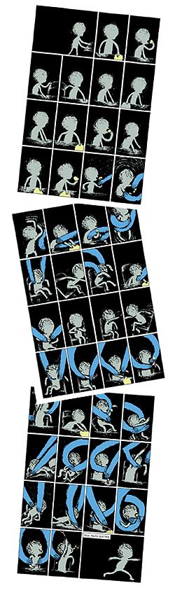 Planche 5-6-7 © Editions ça et là / Editions Cambourakis