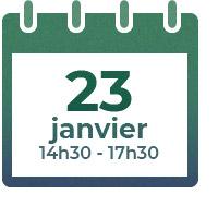 23 janvier 2020, 14h30-17h30