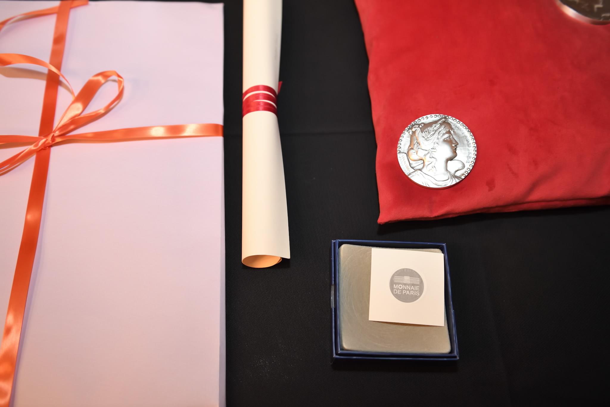 Cérémonie honoris causa