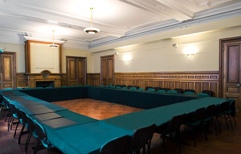 Salle des conseils Rene-Mayer