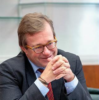 Olivier Faron, administrateur général du Cnam