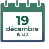 19 décembre 2019, 18h30