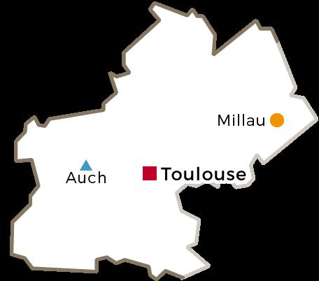 Centres Régionaux - 2016 - Midi-Pyrénées