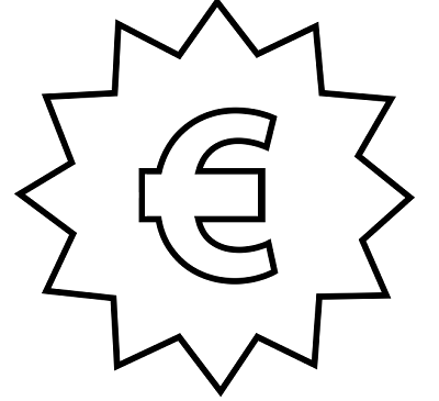 Euro - Copyright The Noun Project by AlfredoCreates.com-Icons