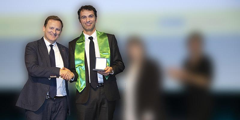Fabien Lacoste diplômé du Cnam