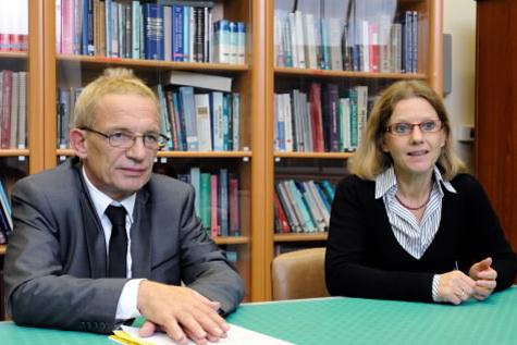 Clotilde Ferroud et Georges Descombes, Cnam