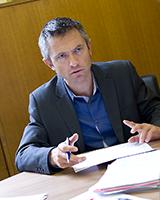 Gilles Garel, directeur du Lirsa