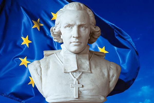 Grégoire et l'Europe