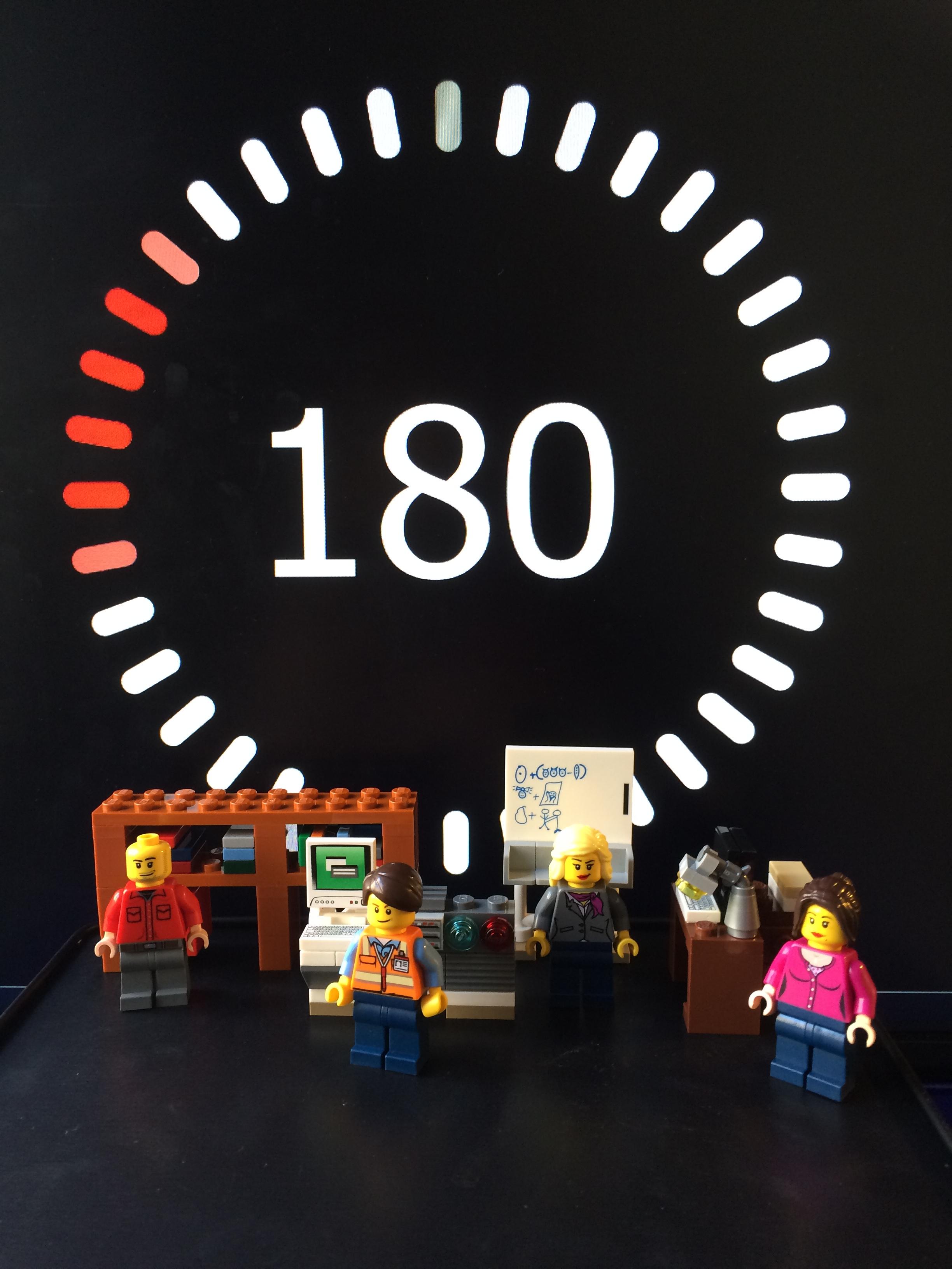 mt180 2016 - équipe Cnam Lego