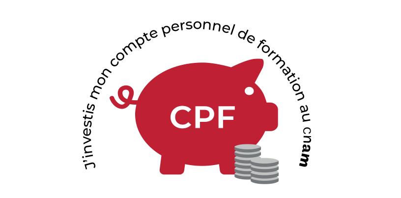 J'investis mon CPF au Cnam.