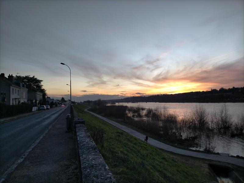 Photo en complément : La Loire à Blois, hiver 2021 (crédits : Jérôme CARDINAL, 2021)