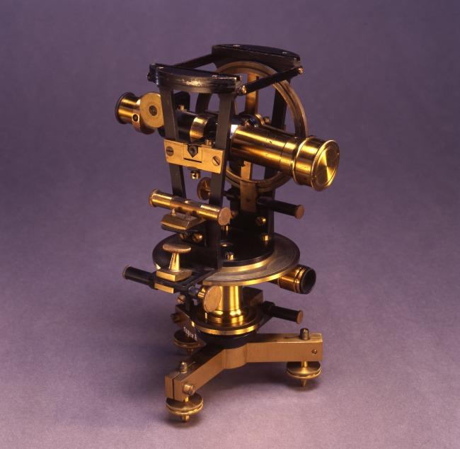 Théodolite photographique, c.1896