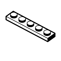 Lego brick - Copyright The Noun project By Lluisa Iborra, ES  (3)