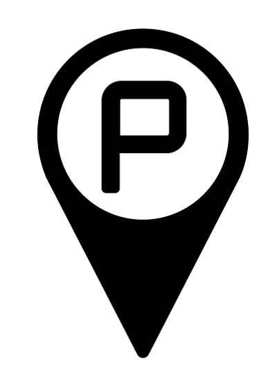 Map Marker Icon - Copyright The Noun Project by Eliricon