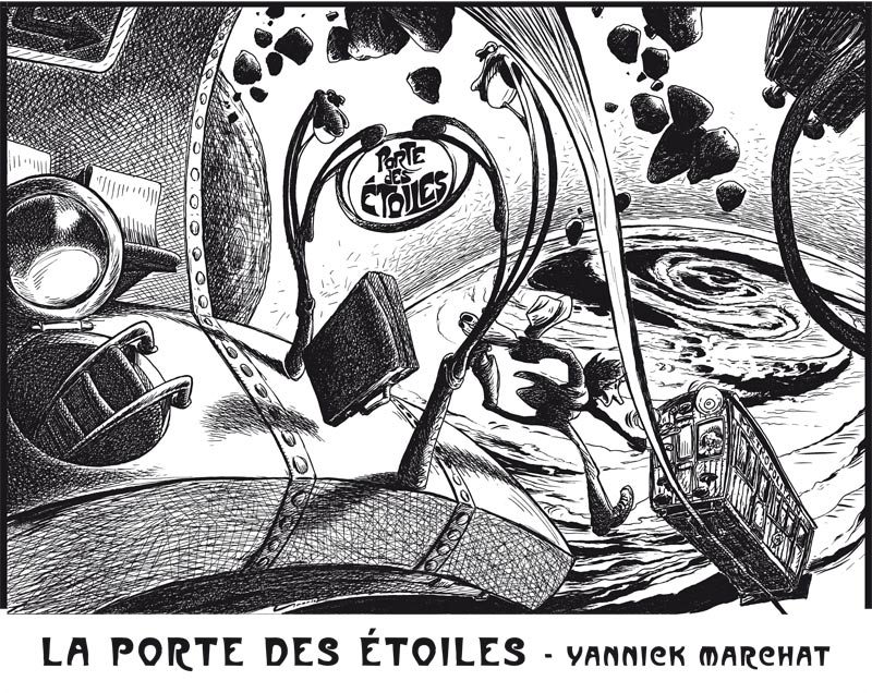 Yannick Marchat (Station 9e art)