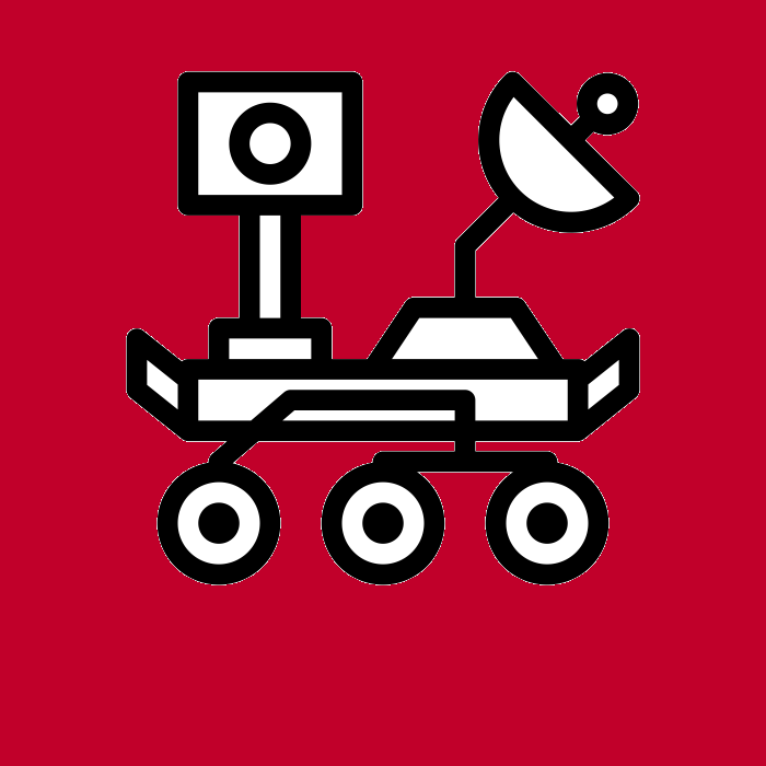 Mars Rover by Berkah Icon - The Noun Project