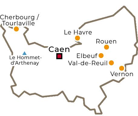 Centres régionaux 2019 - Normandie - grand