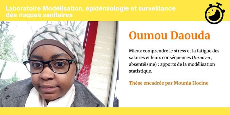Oumou Daouda