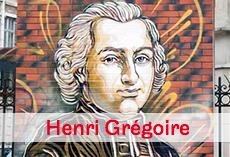 Abbé Grégoire vu par C215