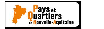 Pays et quartiers de la Nouvelle Aquitaine