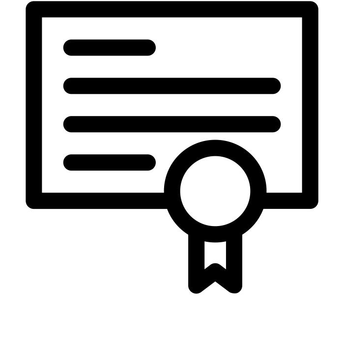 Copyright The Noun Project - ProSymbols