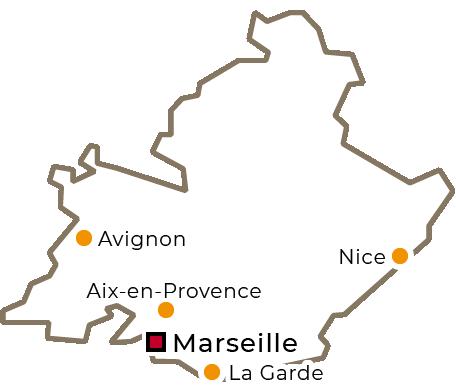 Centres régionaux 2019 - Provence-Alpes-Côte d'Azur - grand