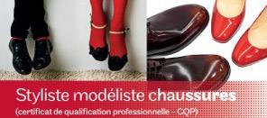 Formation de Styliste modéliste chaussures