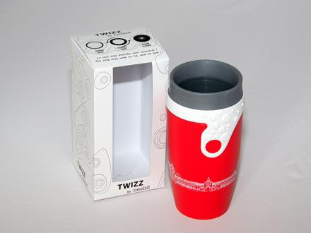 Mug thermos Twizz