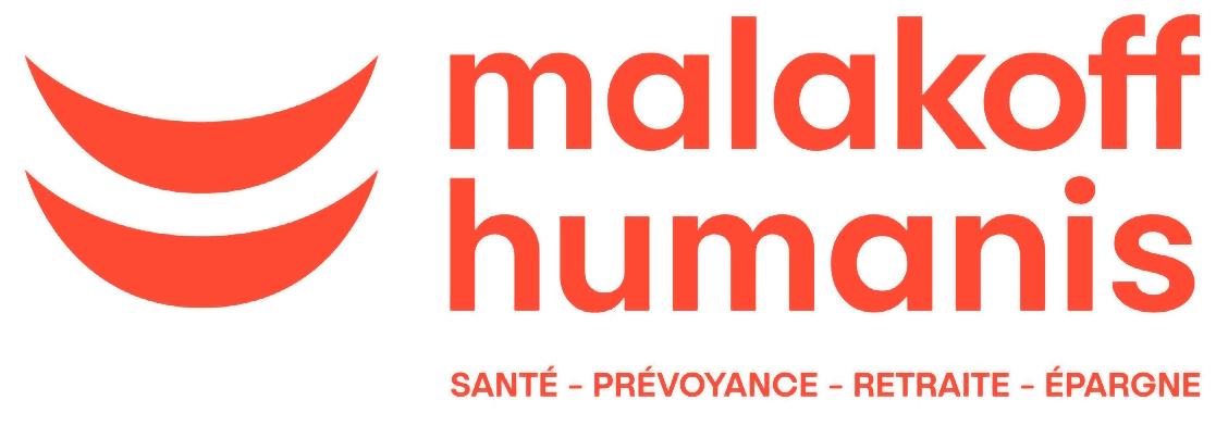 Logo Malakoff Humanis - 2020